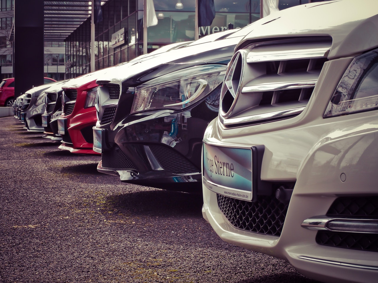 Flottenfahrzeuge